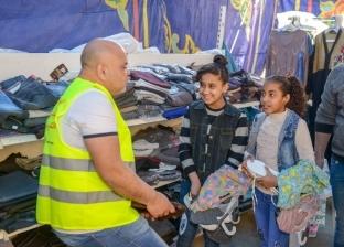 """""""الأورمان"""" توزع ملابس جديدة على500 طفل يتيم في البحيرة"""