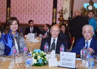 """وزيرة الهجرة تشارك في إطلاق """"المبادرة الإقليمية للمعرفة والابتكار"""""""