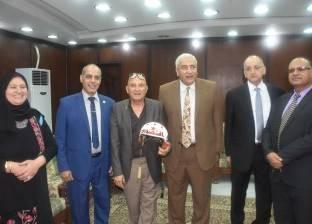 جامعة مدينة السادات تستضيف أبطال حرب أكتوبر