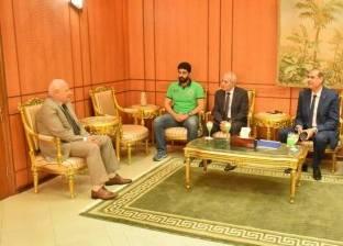 محافظ بورسعيد: ميكنة العمل داخل جميع أحياء المحافظة