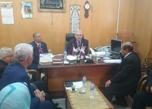 رئيس مصلحة الجمارك يتفقد أعمال المركز الجمركي اللوجيستي ببورسعيد
