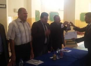 تعليم جنوب سيناء تشيد بدور أعضاء اللجنة العليا للشباب بالمنتدى الأخير
