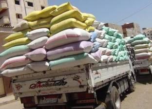 شون الغربية تستقبل 2500 طن قمح في 9 أيام