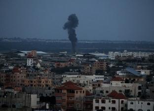الهلال الأحمر الفلسطيني ترفع حالة التأهب في غزة تزامنا مع قصف الاحتلال