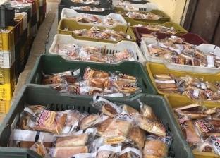 """حبس 3 من مسؤولي """"التغذية"""" بالفيوم لضبطهم بـ35 ألف وجبة فاسدة"""