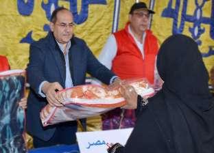 توزيع 3 آلاف بطانية على القرى الأكثر احتياجا بسوهاج