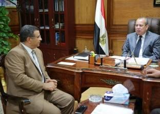 محافظ كفر الشيخ: حصر جميع مشاكل الدوائر وفحصها مع الجهات المعنية