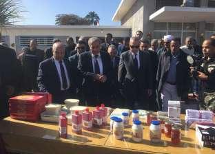 """""""التموين"""": السلع الإستراتيجية مؤمنة بشكل كامل في شمال سيناء"""
