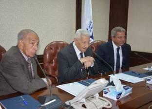 وزير الرياضة يناقش مع مكرم استعدادات مؤتمر مدونة سلوك الإعلام الرياضي