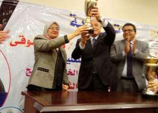 """""""التعليم"""" تكرم الفائزين بمسابقات ملتقى الموهوبين لطلاب التربية الخاصة"""