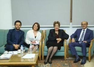 سميحة أيوب: مهرجان شرم الشيخ للمسرح أثبت مكانته في العالم