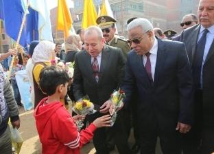 """محافظ كفر الشيخ: """"25 يناير"""" شهد بسالة وشجاعة من رجال الشرطة"""