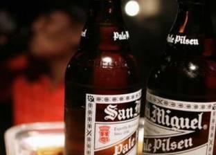 بالفيديو  القبض على رجل أرضع طفله مشروبا كحوليا