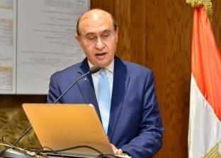 مهاب مميش: عائدات شهادات القناة الجديدة تسلم كل 3 أشهر بانتظام