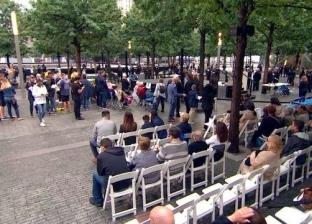 """""""الدفاع الأمريكية"""" تحتفل بالناجون ورجال الإنقاذ وأسر ضحايا 11 سبتمبر"""