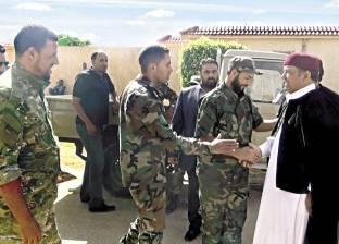 مشايخ القبائل الليبية: نطلب من «السيسى» دعم «جيش حفتر» لمواجهة الإرهاب