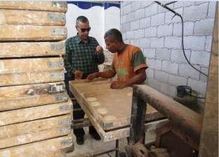 ضبط صاحب مخبز يبيع دقيق مدعم بالسوق السوداء غرب الإسكندرية