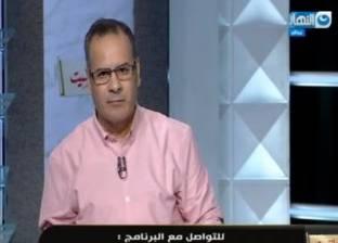 """جابر القرموطي عن تغريدات تركي آل شيخ: """"المشكلة عند الأهلي"""""""