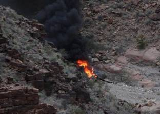 الطقس يعيق عملية البحث عن حطام طائرة ركاب الإيرانية في جبال زاجروس
