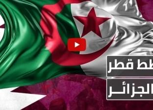 فيديو| قناة سعودية تكشف مخطط قطري لاستهداف الجزائر