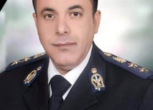 قيادات الداخلية يشيعون جثمان العميد ياسر رحيم في جنازة عسكرية