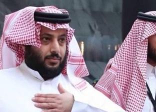 عاجل.. الزمالك يزيل اسم تركي آل الشيخ من على المبنى الاجتماعي