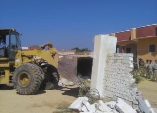 """""""الري"""": إزالة 56 حالة تعد على نهر النيل في 5 محافظات"""