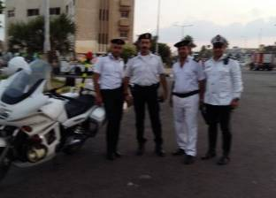 تشديدات أمنية في محيط ساحات صلاة عيد الأضحى ببورسعيد