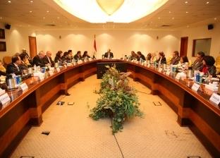 """وزارة الاتصالات تبحث مع البنك الدولي تطوير """"التحول للاقتصاد الرقمي"""""""