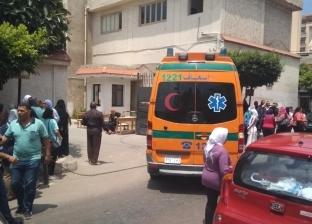 بالأسماء.. 6 مصابين في انفجار أسطوانة بوتاجاز داخل مقهى بالدقهلية