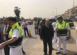 """""""المرور"""" تضبط 50 ألف مخالفة مرورية في حملات أمنية"""