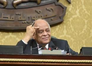 """""""عبدالعال"""" يؤكد لنواب سيناء: استئناف العمل في محكمة العريش"""