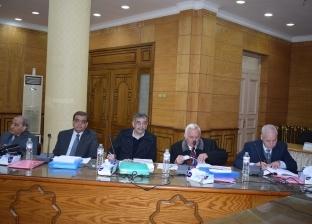لجنة اختيار عميد «حقوق بنها» تلتقي المرشحين الثلاثة