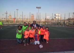 """خطوة على طريق حلم المنتخب.. """"قصار القامة"""" يشكلون أول فريق كرة قدم مصري"""