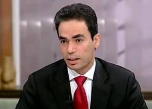 """المسلماني يوقع عقد كتابه """"الهندسة السياسية"""" مع """"المصرية اللبنانية"""""""