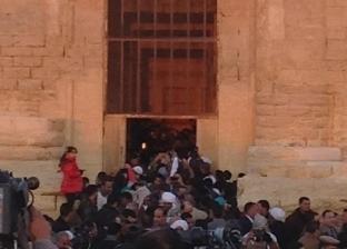 غدا.. 2000 سائح يحتفلون بتعامد الشمس على وجه رمسيس الثاني