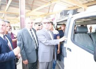 """بسبب تعريفة الركوب.. سائق أجرة يعتدي على عامل """"كارتة"""" في كفر الشيخ"""