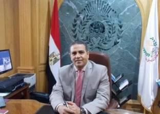 رئيس جامعة المنصورة يبحث زيادة إنتاج وحدة إنتاج الدواجن