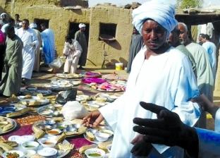 """الوسويسة ليست الوحيدة.. """"الشلولو والدقاشة""""قائمة بأغرب أكلات صعيد مصر"""