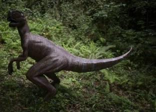 الديناصورات آكلة اللحوم عاشت في جنوب إفريقيا