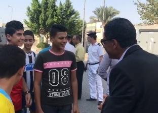 مدير الأمن: الأطفال يدخلوا ماتش الإسماعيلي مجانا.. عايزينهم يطلعوا بيعشقوا الدراويش