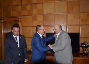 """""""دولية حزب الغد"""" تشيد بالإجراءات المصرية في محاصرة فيروس كورونا"""