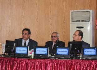 بالصور| افتتاح المؤتمر السنوي لقسم جراحة الأوعية الدموية بجامعة المنصورة