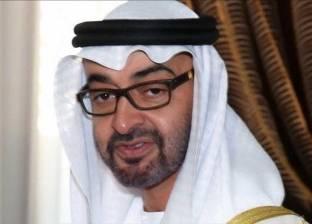 """""""بن زايد"""" يؤكد للسيسي: ضرورة مواصلة العمل لتوحيد الصف العربي وتضامنه"""