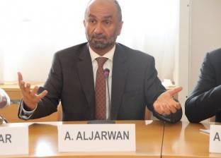 الجروان يشيد بمبادرة الإمارات الإنسانية في بناء وتشغيل مستشفى الشيخ خليفة بلبنان