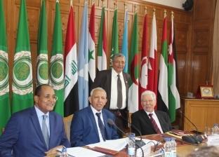 الجامعة العربية وجمعية القانونيين الفرانكفونية يحتفيان بذكرى بطرس غالي