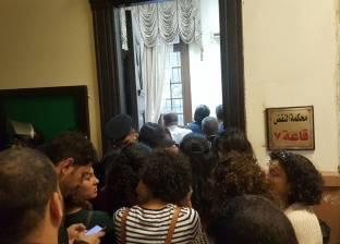 خالد علي يترافع عن علاء عبدالفتاح في طعنه على حكم حبسه 5 سنوات