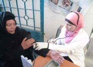 """""""روتاري الإسكندرية"""" يطلق قافلة طبية لأمراض العيون في قرية الزوايدة"""