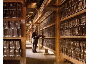 مكتبة سانت كاترين.. كنز ثقافي يحوي أهم مخطوط إسلامي في العالم