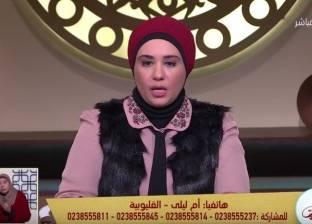 """نادية عمارة عن تحريم الصلاة في مساجد بها أضرحة: """"تنطع وتشدد"""""""